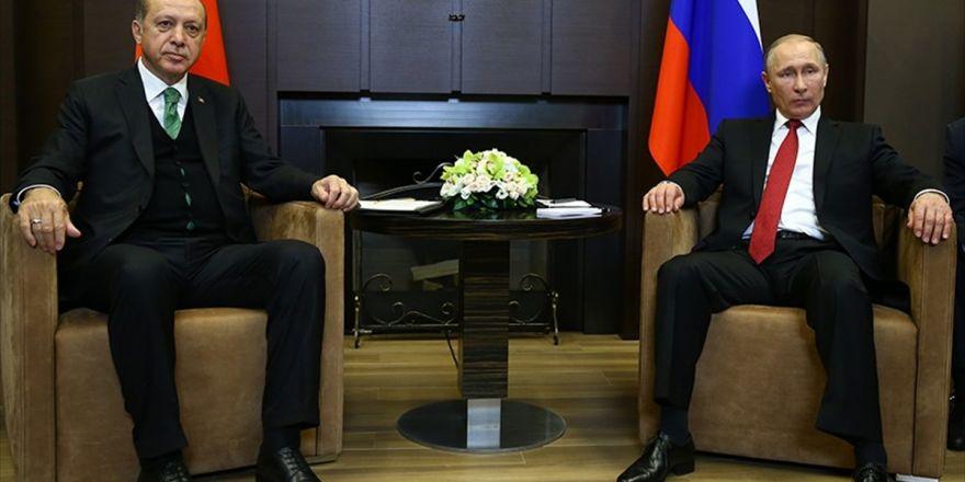 Cumhurbaşkanı Erdoğan: Rusya Ve Türkiye'nin Adımı Bölgenin Kaderini Değiştirecek