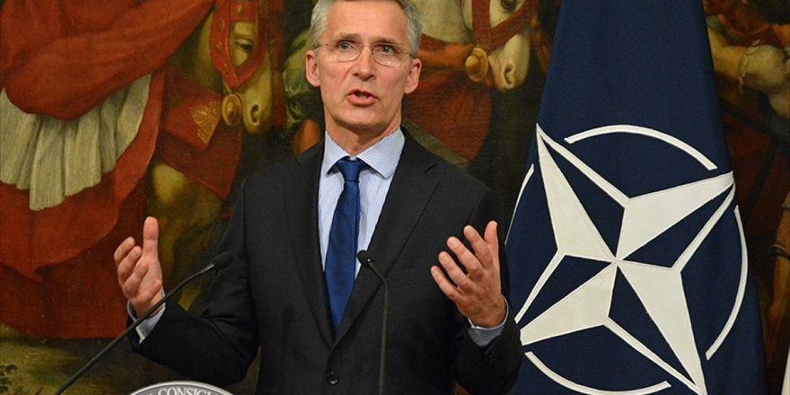 Stoltenberg Nato Zirvesi'nin Gündemini Açıkladı