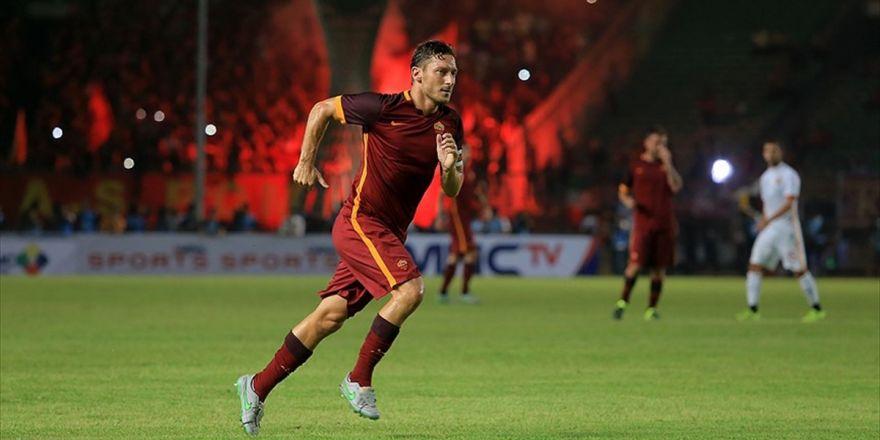 'Totti, Roma Demektir'