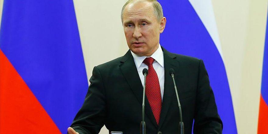 Rusya Devlet Başkanı Putin: Türkiye Önemli Ve Güvenilir Bir Ortak