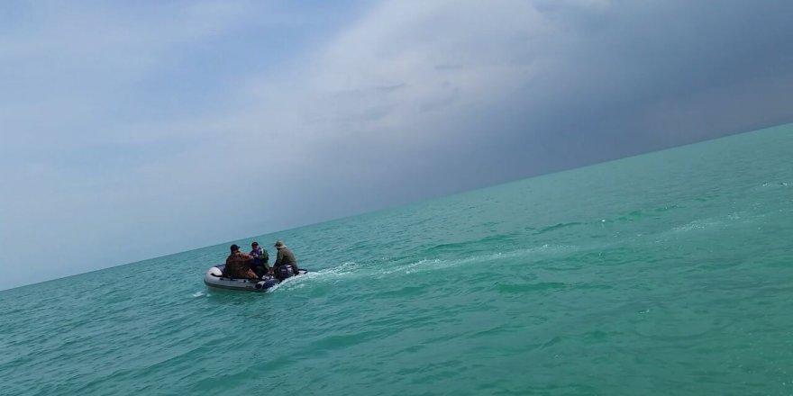 Yasak Avlalan Balıkçılar Yakalandı