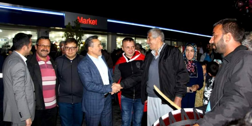 """Seydişehir'de """"kınalı kuzular"""" uğurlandı"""