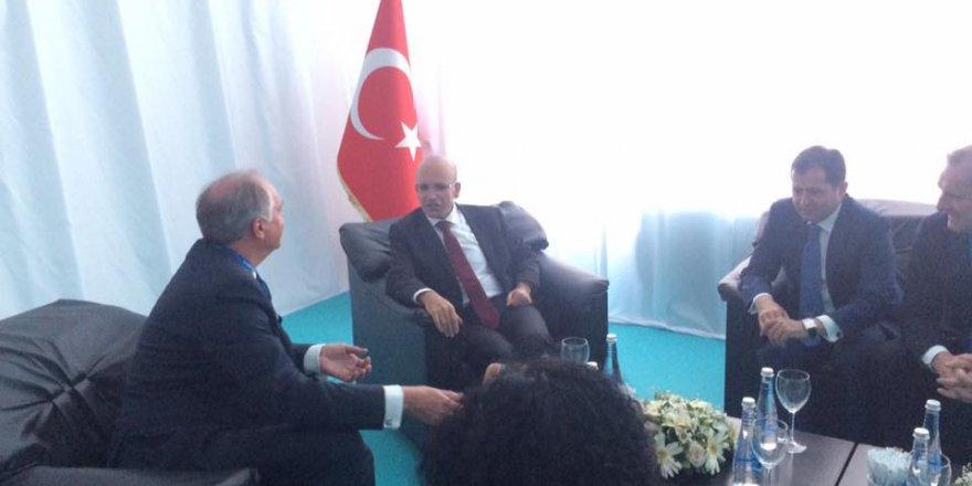 Başbakan Yardımcısı Şimşek, Konya'da