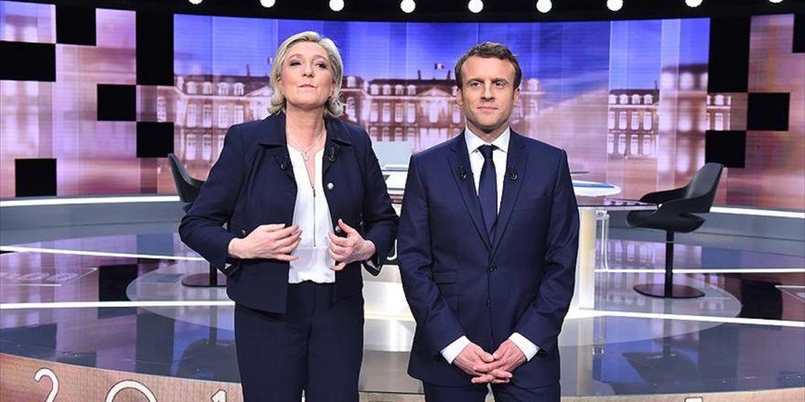 Macron Ve Le Pen Düellosunu 16 Milyon Fransız İzledi