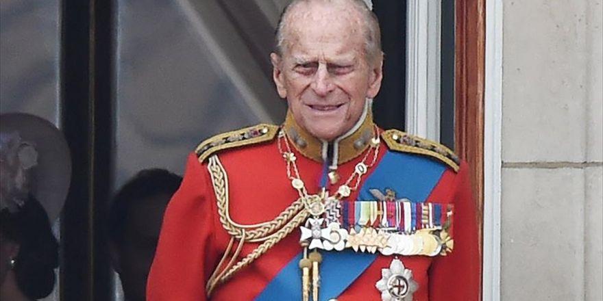 İngiltere Kraliçesi'nin Eşi Philip Kraliyet Görevlerini Bırakacak