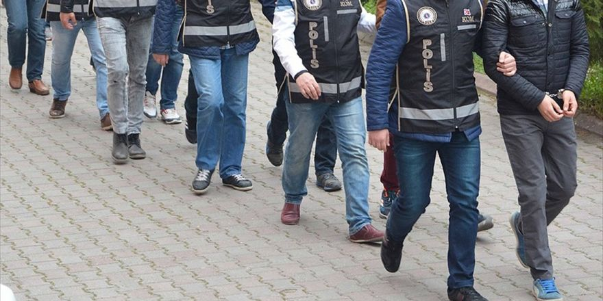 Mersin'de Fetö Operasyonu: 29 Gözaltı