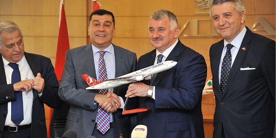 Thy İle Middle East Airlines Arasında Anlaşma İmzalandı
