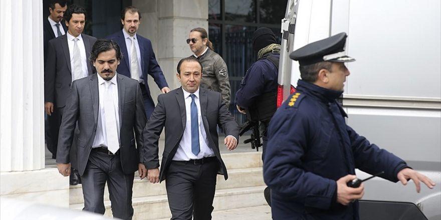 Dışişleri Bakanlığından Yunanistan'a 'Darbeci Asker' Tepkisi