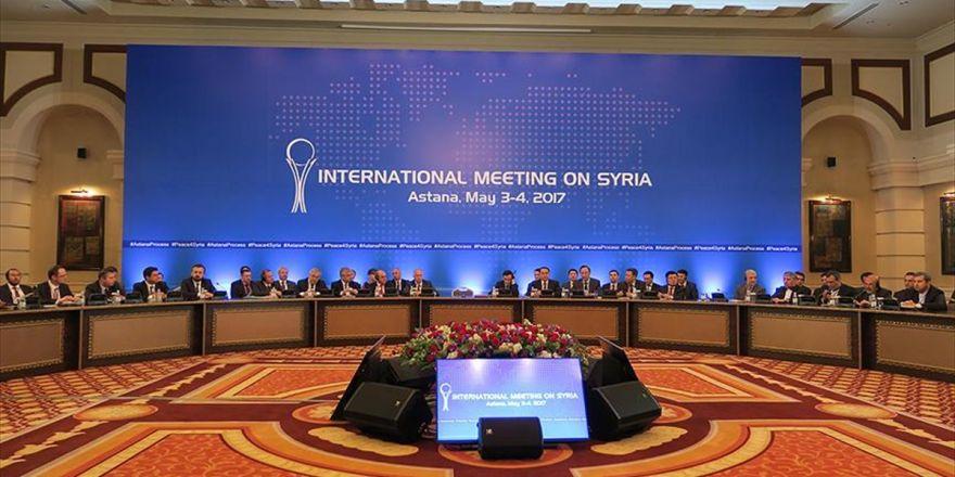 Suriye'de Güvenlikli Bölgelerde Garantör Ülke Birlikleri Konuşlanacak