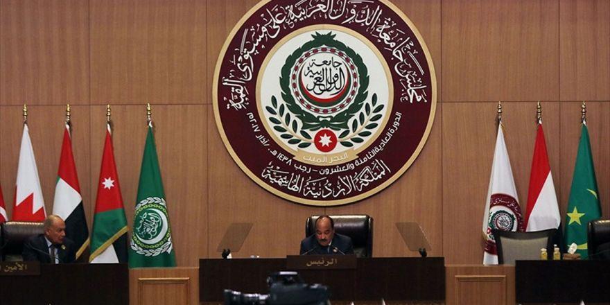 Arap Birliğinden Bm'ye 'Filistinli Tutuklulara Destek' Çağrısı