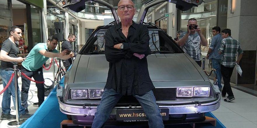 James Tolkan İle Zaman Makinesi İstanbul'a Geldi