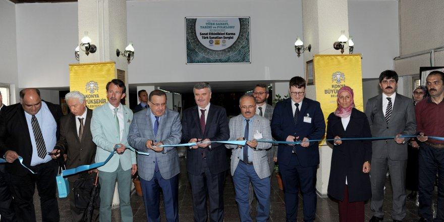 Uluslararası Türk Sanatı, Kongresi Başladı