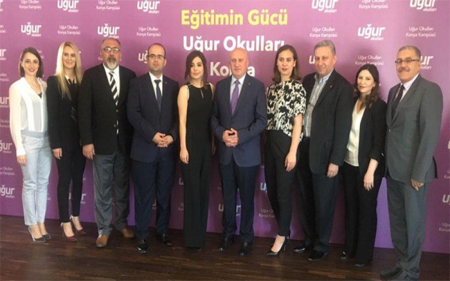Uğur Okulları'ndan Konya'ya büyük yatırım