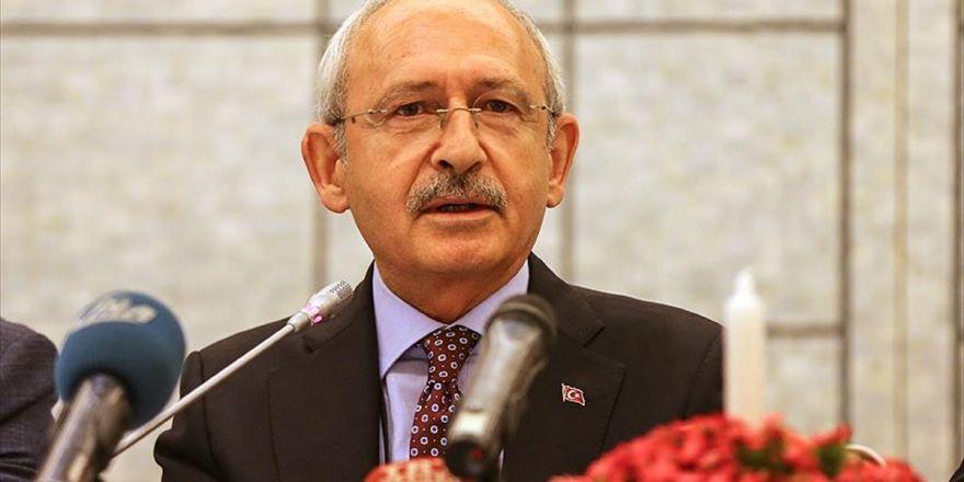 Chp Genel Başkanı Kılıçdaroğlu: Bu Referandum Bize Yalnız Olmadığımızı Gösterdi