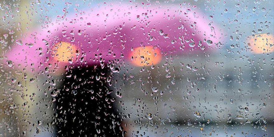 Meteorolojiden Gök Gürültülü Sağanak Ve Dolu Uyarısı