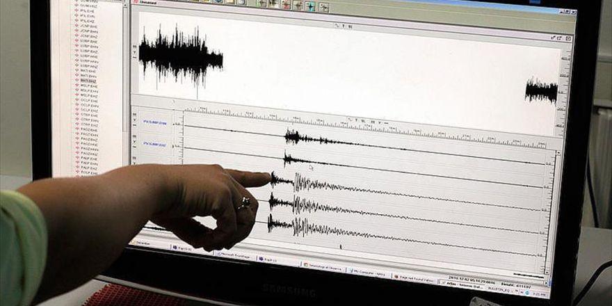 Tacikistan'da 6 Büyüklüğünde Deprem