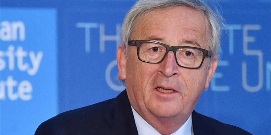 Ab Komisyonu Başkanı Juncker'dan Brexit Çıkışı