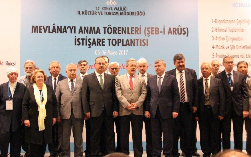 Şeb-i Arus İstişare Toplantısı gerçekleştirildi