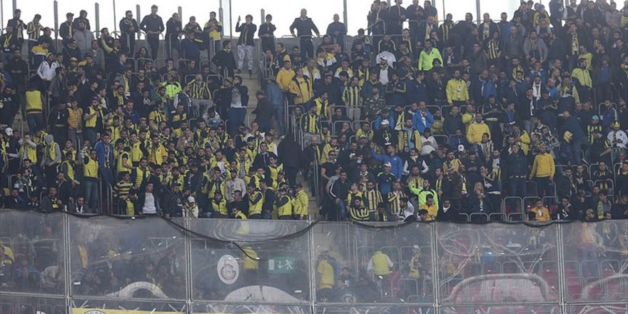 Derbide Fenerbahçe Taraftarlarına Ayrılan Biletler Tükendi