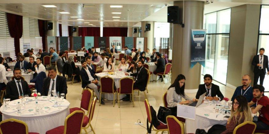 KTO Karatay'da UNİKOP Öğrenci Çalıştayı yapıldı