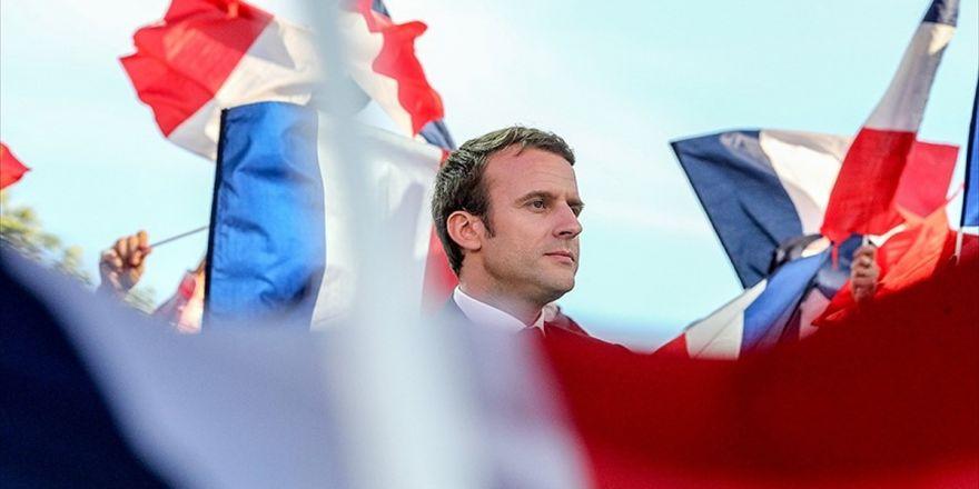 Fransa'da Macron'a Destek Yüzde 62'yi Buldu