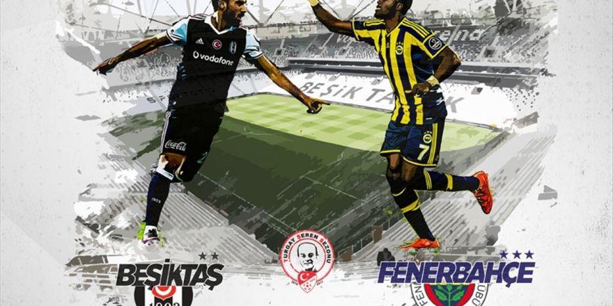 Beşiktaş Zorlu Derbide Fenerbahçe'yi Konuk Edecek