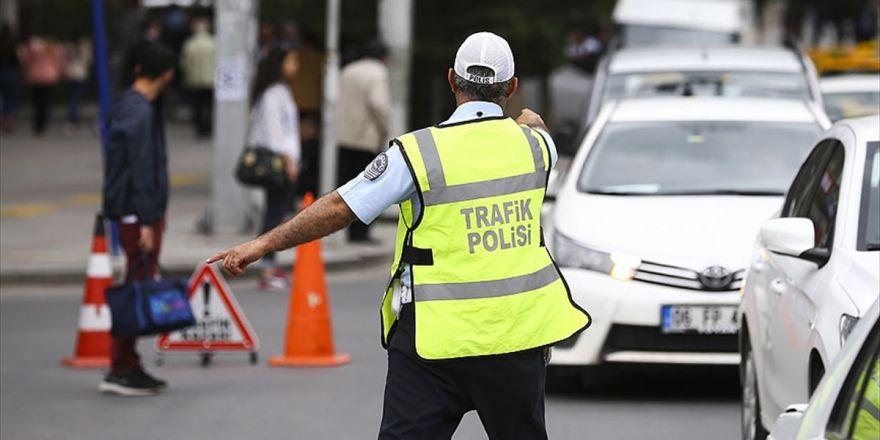 3 ayda rekor trafik cezası