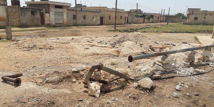 Rejim Kuşatması Altındaki Tıllıf Beldesinde Su Sıkıntısı