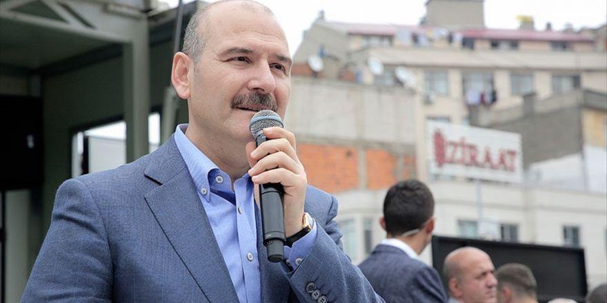 İçişleri Bakanı Soylu: Millet Vicdanına Uyulan Adımlar Atılmıştır