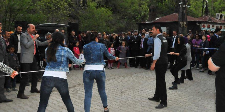 Akşehir'de Hıdrellez Kutlamaları