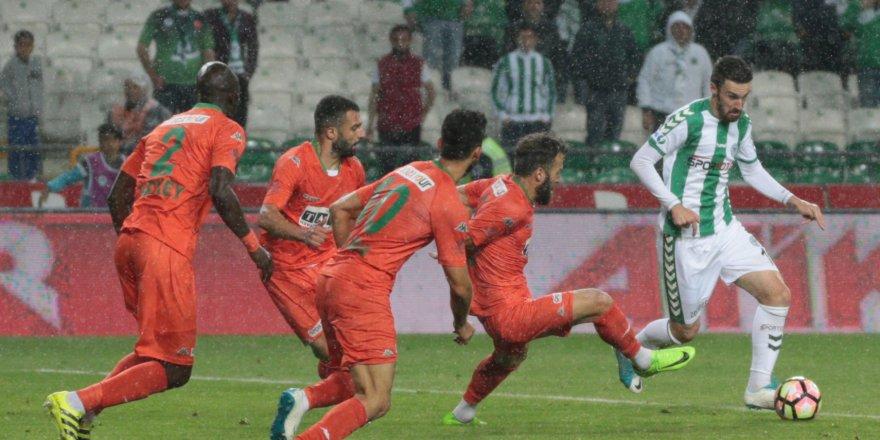 Konyaspor kaç maçtır kazanamıyor?