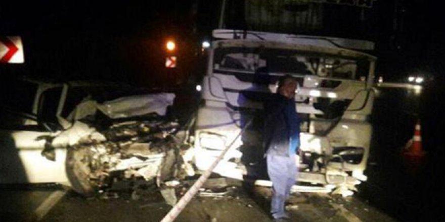Konyasporlu Taraftarlar Kazada Hayatını Kaybetti