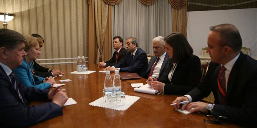 Ak Parti Moldova'da Sosyalist Parti İle İş Birliği Yapacak