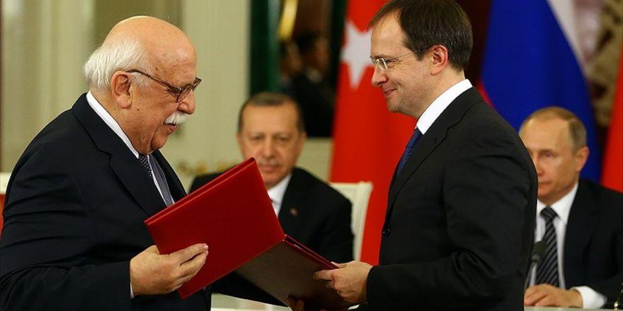 Türk-rus Ortak Dizileri Geliyor