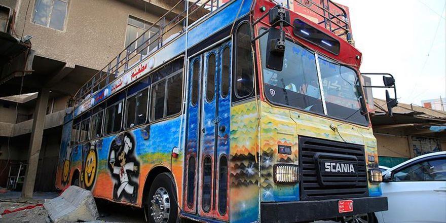Bağdat'ta 'Otobüs Lokanta'