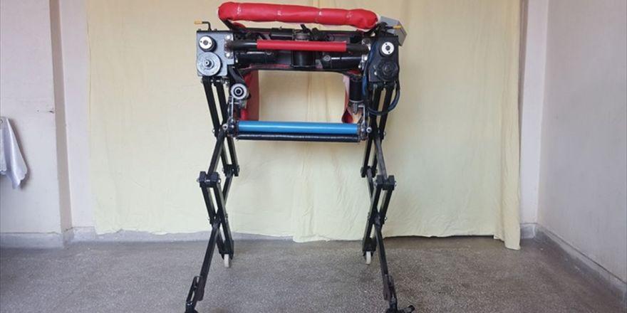 Engelli Ve Yatalak Hastalar İçin 'Robotik Sandalye' Yaptı
