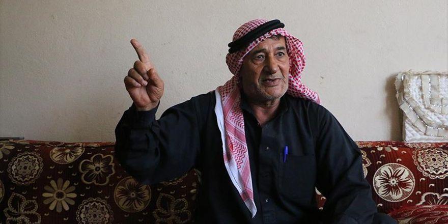 'Terör Örgütü Pyd Zorla Aldığı Topraklarımızı Kürtlere Verdi'