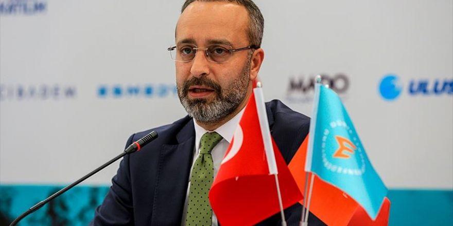 'Amaç Etnospor Kültür Festivali'ni Olimpik Hale Getirmek'