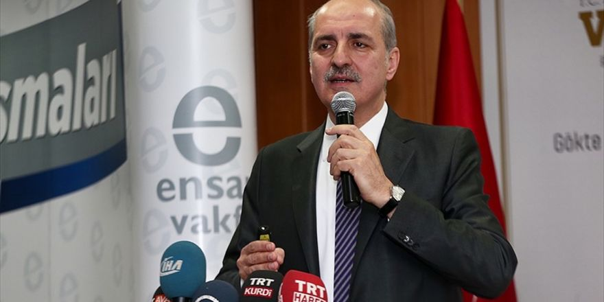 Başbakan Yardımcısı Kurtulmuş: Terörün Bitirilmesi Demokratikleşme İçin Çok Önemli