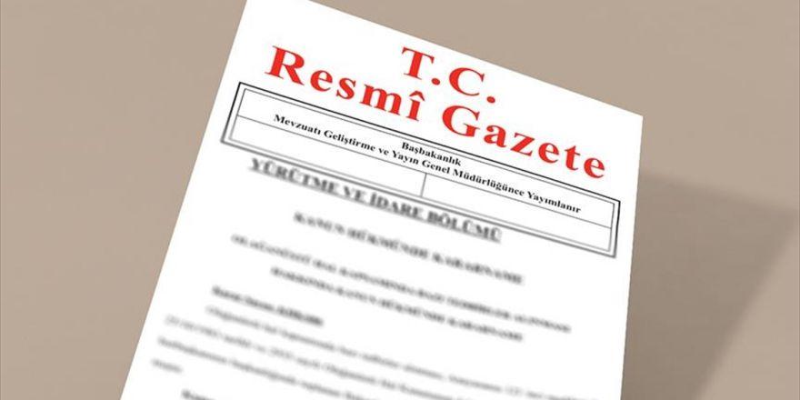 Bakanlıklarda üst düzey görev değişimleri Resmi Gazete'de yayımlandı