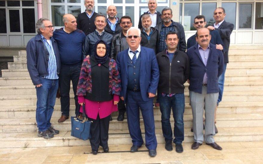 82 Seydişehir EML mezunları bir arada
