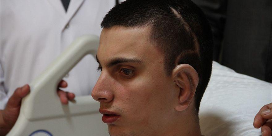 Dünyada İlk Kez Kıkırdaktan Kulak Yapıldı