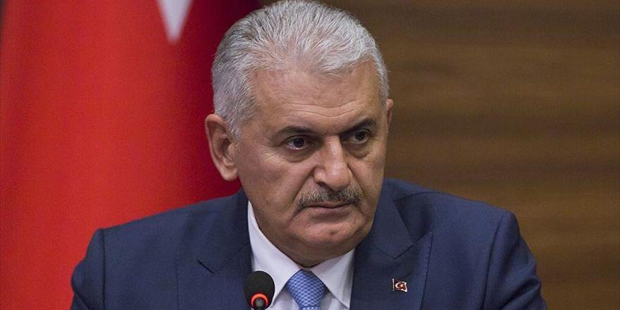 Başbakan Yıldırım: Gürcistan'daki Fetö Meselesini Takip Edeceğiz