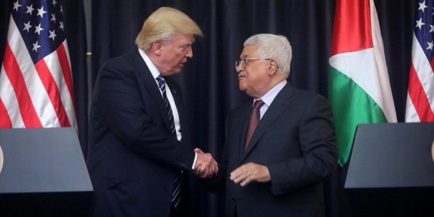 Abd Başkanı Trump: İsrail-filistin Barışının Sağlanması Konusunda Kararlıyım