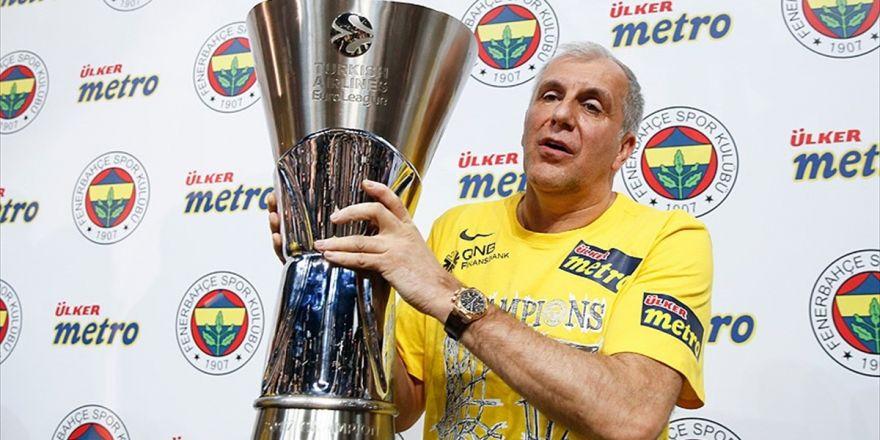 Zeljko Obradovic: Çok Özel Bir Şampiyonluk