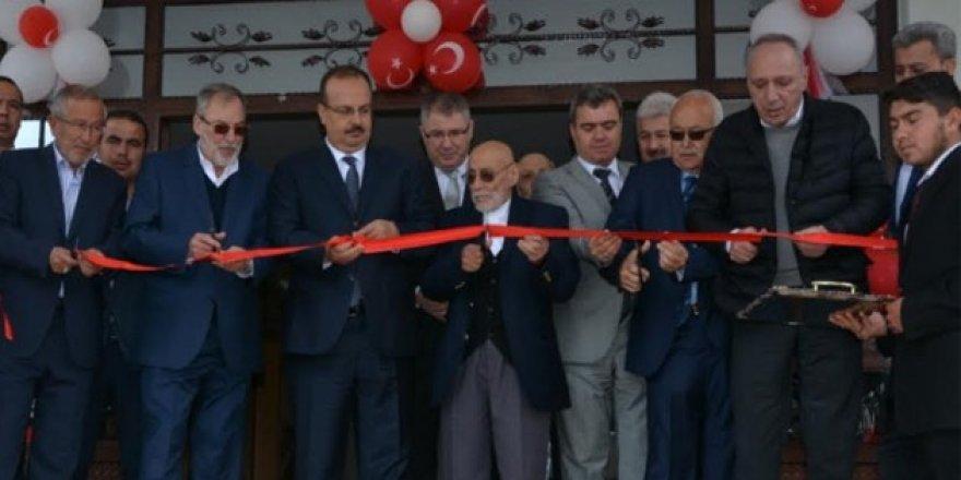 Konya'da eğitime destek