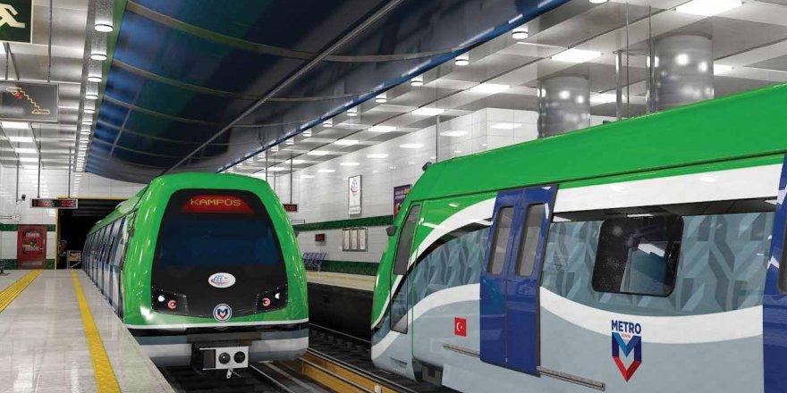 Tahir Akyürek'ten Konya Metro açıklaması!