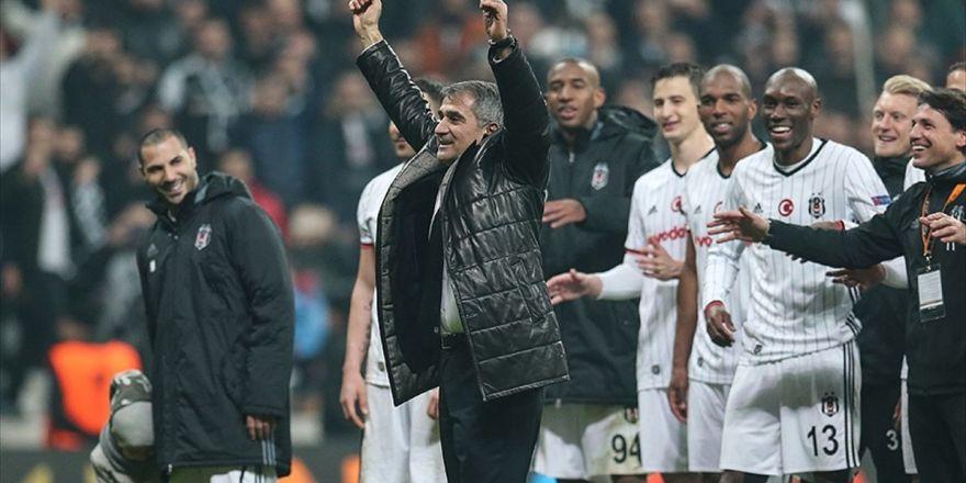 Beşiktaş'ta Şenol Güneş İlklerin Peşinde