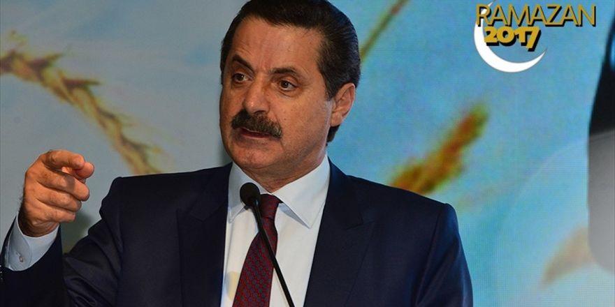 Gıda, Tarım Ve Hayvancılık Bakanı Çelik: Ramazan Fırsatçılarına Göz Açtırılmayacak