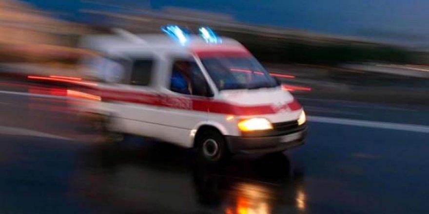 Konya'da tır ile otomobil çarpıştı: 1 ölü